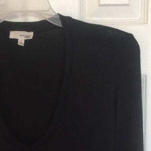 Wilfred Free Black sweater